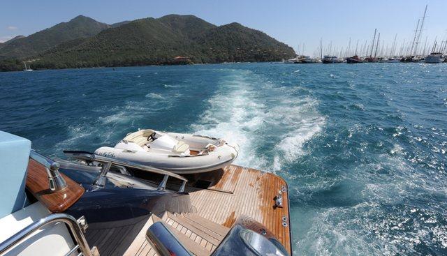 My Tutku Charter Yacht - 4