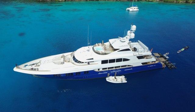 La Dea II Charter Yacht