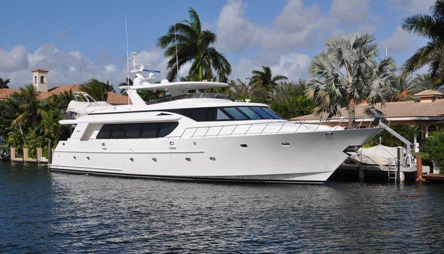 Class 1 Charter Yacht