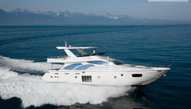 Own the Night Charter Yacht - 2