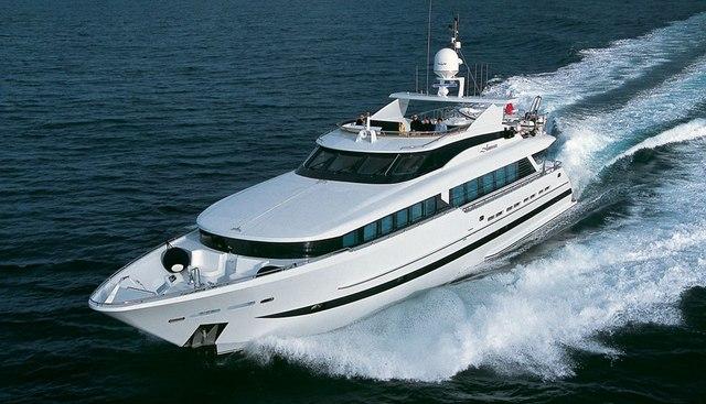 Ammoun Of London Charter Yacht