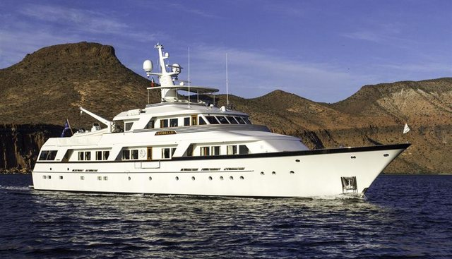Synthesis 66 Charter Yacht - 2