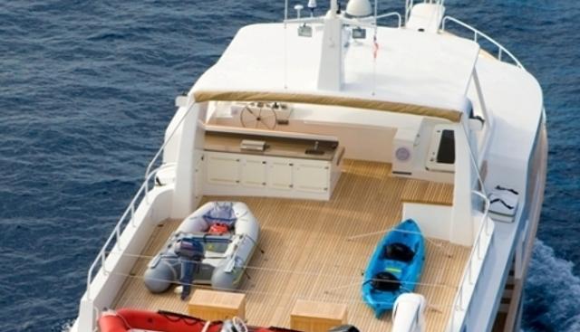 Akissi Charter Yacht - 4