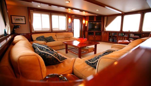 Guru Charter Yacht - 2