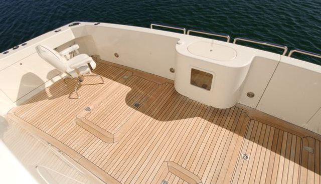 Bad Habit Charter Yacht - 4