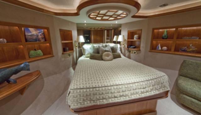 Alicia Charter Yacht - 7