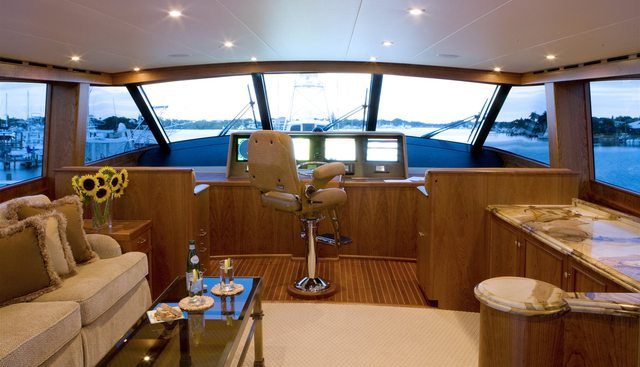 Relentless Pursuit Charter Yacht - 5