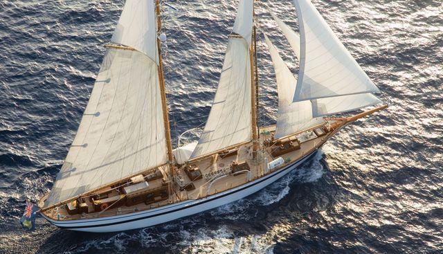 Lady Thuraya Charter Yacht