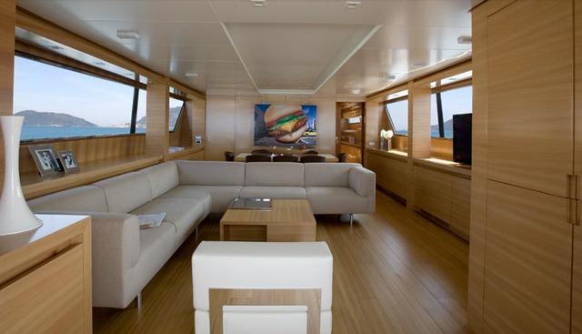 Atlantica Atlantica Charter Yacht - 4