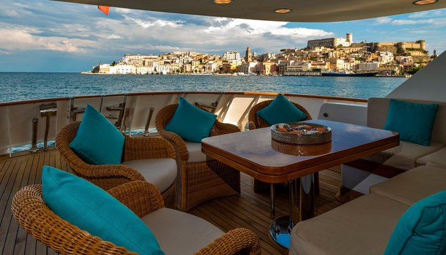 Nightflower Charter Yacht - 4