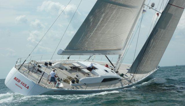 Strathisla Charter Yacht