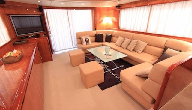 First Episode Charter Yacht - 7