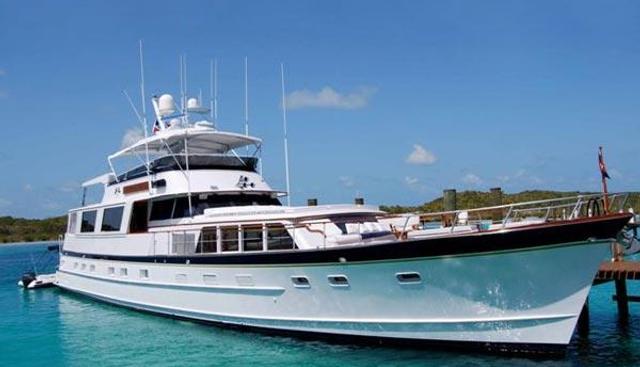 Goodtimes Charter Yacht