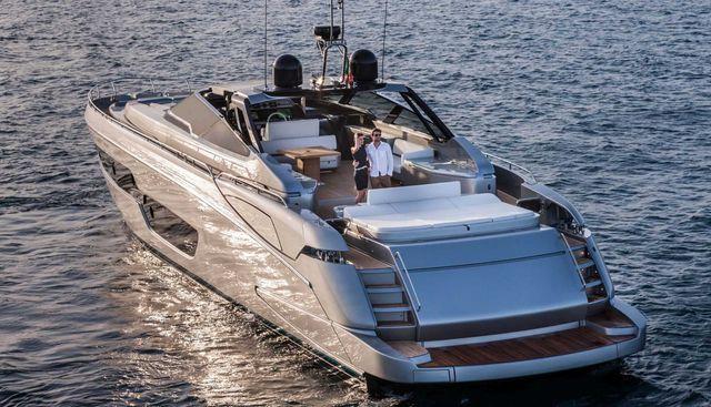 Riva Florida 88 /4 Charter Yacht