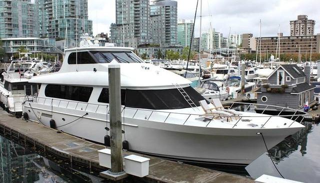 Mi Amere Charter Yacht