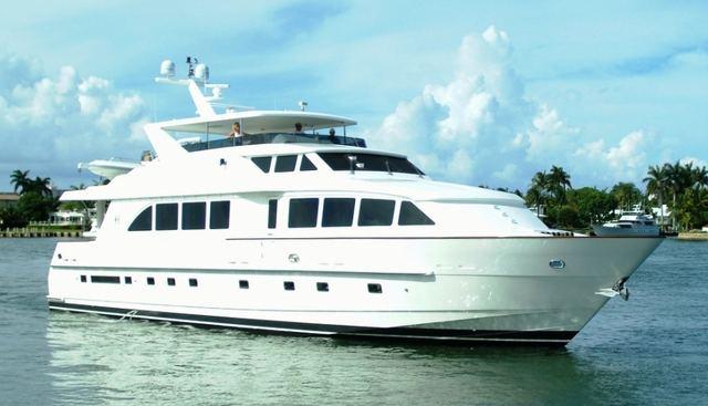 Dani Charter Yacht