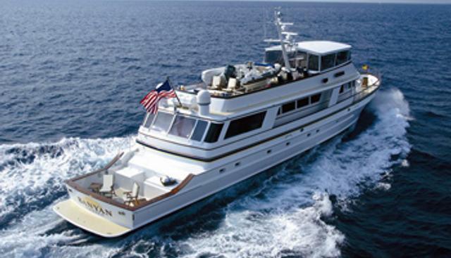 Banyan Charter Yacht