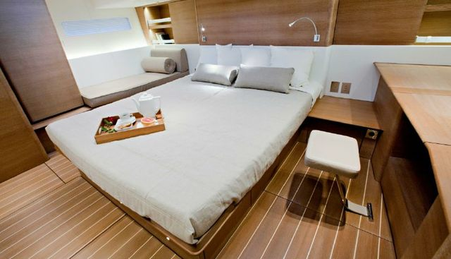 Charlotte Bis Charter Yacht - 8