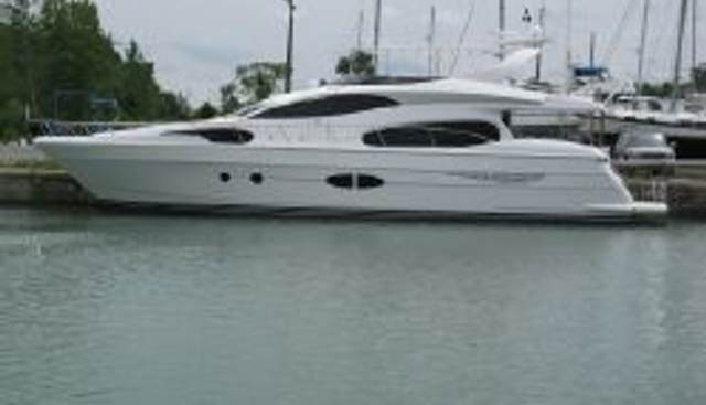 Neptunus 75 Flybridge Charter Yacht