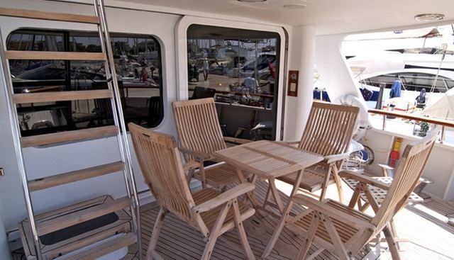 Midnight Saga II Charter Yacht - 3
