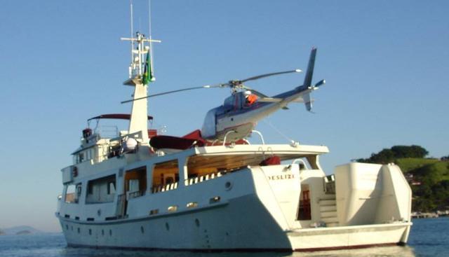 Deslize Charter Yacht - 4