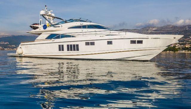 Schatzi Charter Yacht - 5