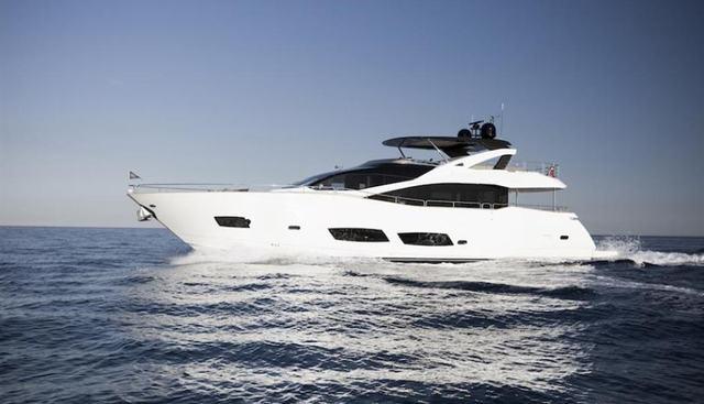 Sunseeker 28 m Charter Yacht - 2