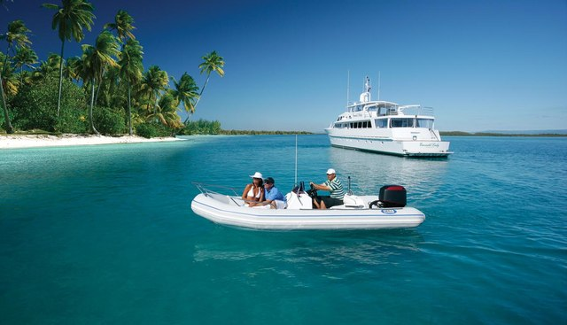 Emerald Lady Charter Yacht - 5