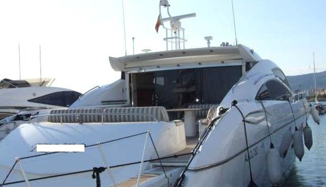 Predator 82 Charter Yacht - 3