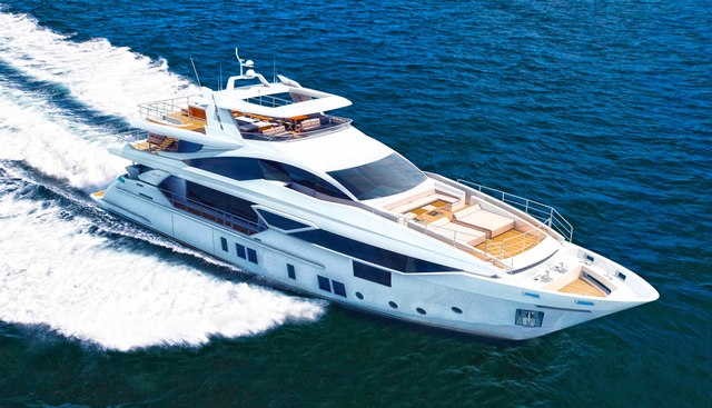 Bangadang Charter Yacht