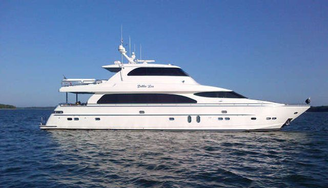 Lexington Charter Yacht