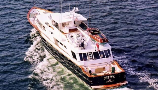 News Charter Yacht - 2