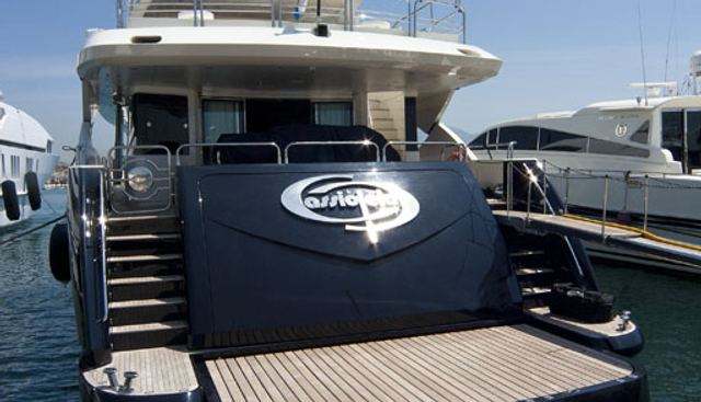 Cassiopeia Charter Yacht - 8