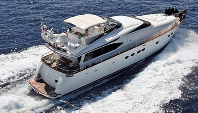 Yakos Charter Yacht - 3