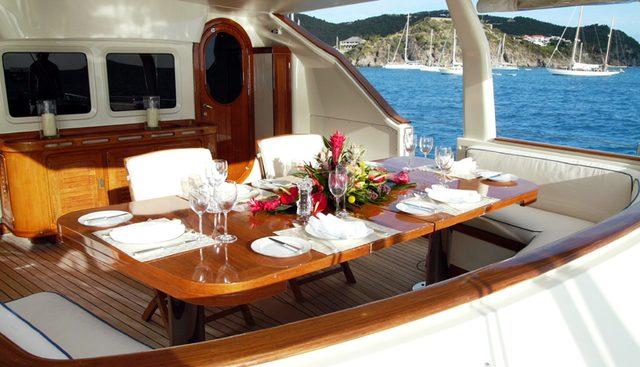 La Numero Uno Charter Yacht - 5