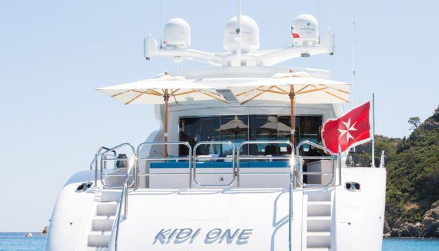 Kidi One Charter Yacht - 5