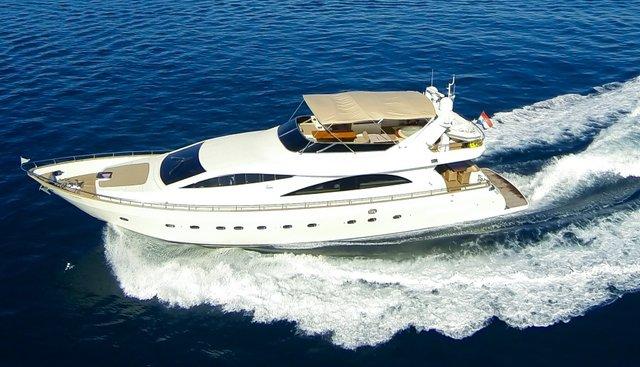Lady Lona Charter Yacht