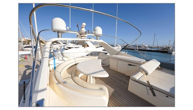 CAP TIME Charter Yacht - 2