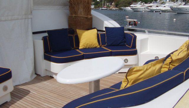 Hamsa Charter Yacht - 4
