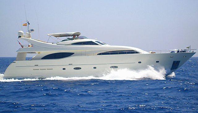 Gemini Charter Yacht