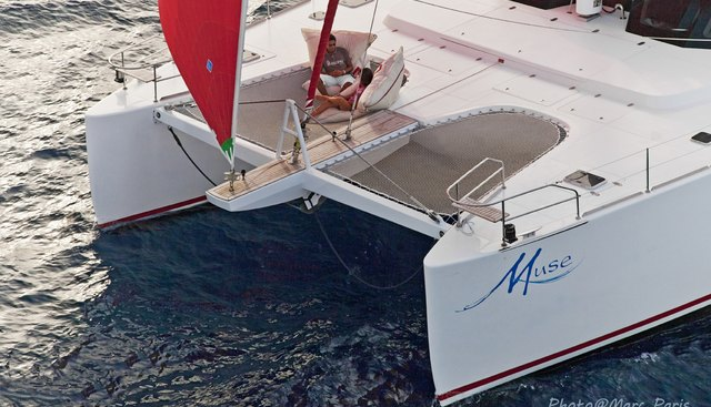 Muse Charter Yacht - 4