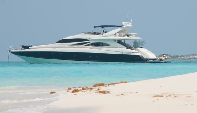 Carolina Dreamin Charter Yacht