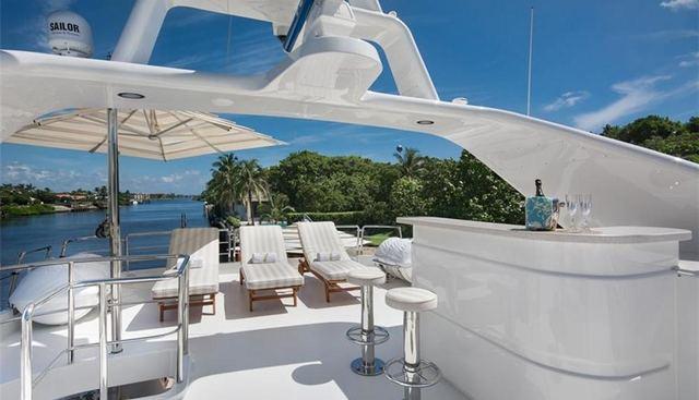 Siete Charter Yacht - 7