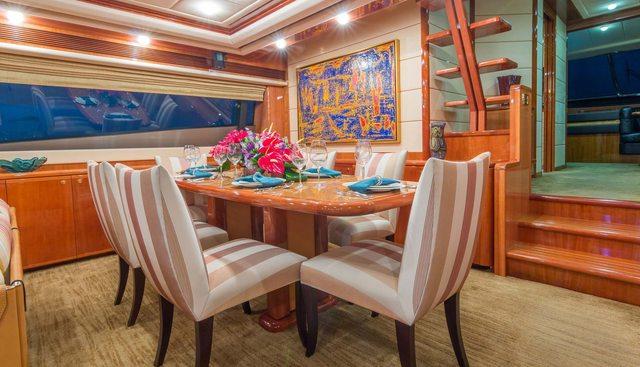 Kavita Charter Yacht - 5