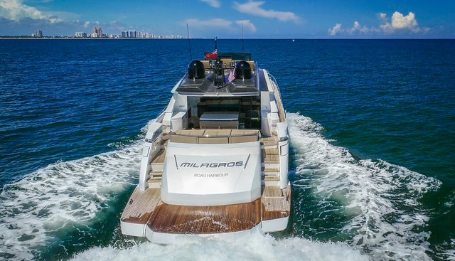 Milagros Charter Yacht - 2