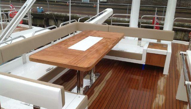 Liquid Asset Charter Yacht - 4