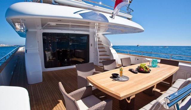 Aubrey Charter Yacht - 2