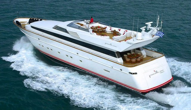 Pollux Charter Yacht - 3