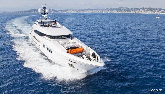 Alexander Again Charter Yacht - 2
