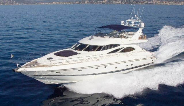 Lady Esther Charter Yacht